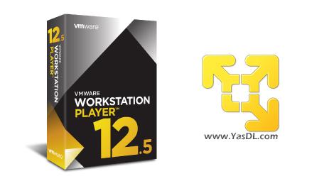 دانلود VMware Workstation Player 16.1.2 Build 17966106 - نرم افزار مجازی سازی