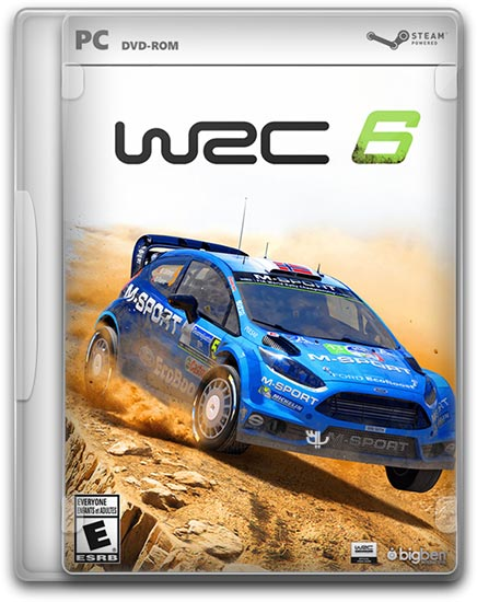 دانلود بازی WRC 6 FIA World Rally Championship برای PC