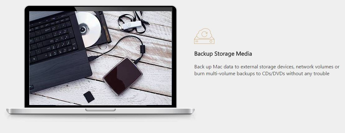 نرم افزار EaseUS Todo Backup for Mac