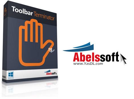 دانلود Abelssoft ToolbarTerminator 2017 4.2 - مدیریت تولبار در مرورگرهای وب