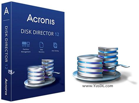 دانلود Acronis Disk Director 12.0 Build 3297 + BootCD - مدیریت و بهینه سازی هارد دیسک