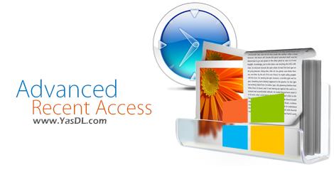 دانلود Advanced Recent Access 4.0 Build 008 + Portable - دسترسی به فایل های اخیر در ویندوز