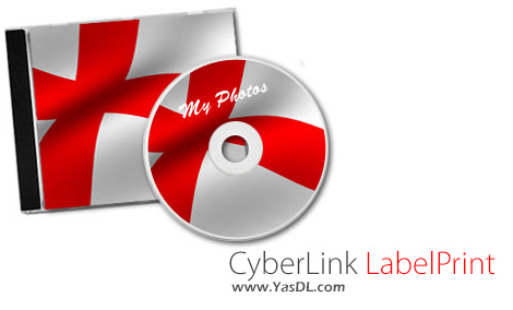 دانلود CyberLink LabelPrint 2.5.0.10810 - طراحی و چاپ لیبل های CD/DVD