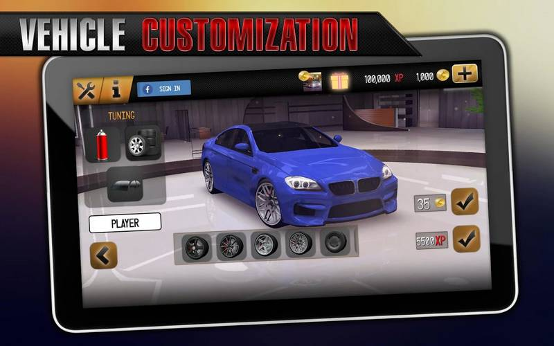 Driving School 2017 3.8 Game For Android + Infinite Money