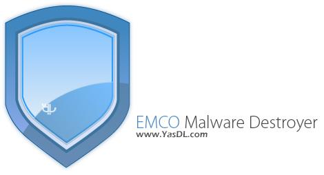 دانلود EMCO Malware Destroyer 7.9.16.1026 - پاک سازی بدافزارها از سیستم