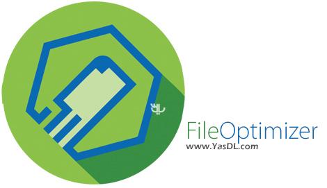 دانلود FileOptimizer 10.00.1878 + Portable - نرم افزار کاهش حجم فایل ها