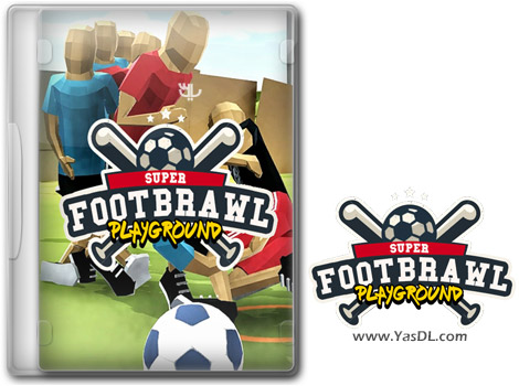 Play Footbrawl Playground For PC