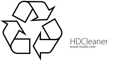 دانلود HDCleaner 1.037 + Portable - نرم افزار پاک سازی سیستم