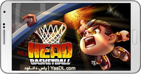 دانلود بازی Head Basketball 1.5.1 - بسکتبال با سر برای اندروید + دیتا + پول بی نهایت
