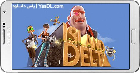 دانلود بازی Island Delta 1.4 - جزیره دلتا برای اندروید + دیتا