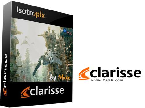 دانلود Isotropix Clarisse iFX 3.5 x64 - نرم افزار قدرتمند انیمیشن سازی