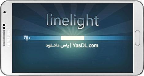 دانلود بازی Linelight 1.0.0 - خطوط درخشان برای اندروید + پول بی نهایت
