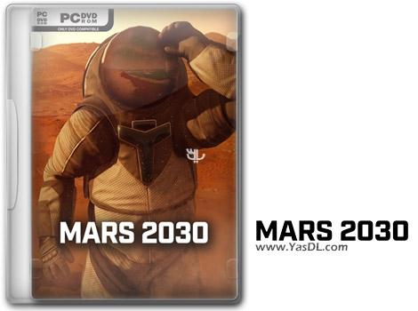 دانلود بازی Mars 2030 برای PC
