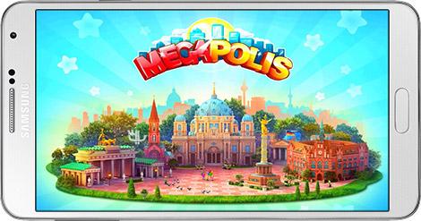 دانلود Megapolis 3.90 - بازی جذاب و محبوب کلان شهر برای اندروید