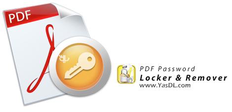 دانلود PDF Password Locker & Remover 3.1.1 + Portable - قفل کردن و حذف پسورد اسناد PDF