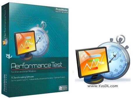 دانلود Passmark PerformanceTest 9.0 Build 1018 - نرم افزار نمایش اطلاعات سخت افزار سیستم