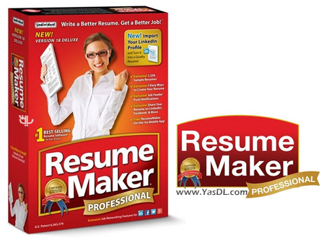 ResumeMaker Professional Deluxe 20.1.0.115 A2Z P30 Download Full ...