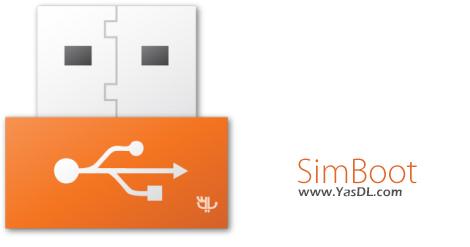 دانلود Simply Boot Flash Creator 1.9 - نرم افزار ساخت فلش مموری بوتیبل