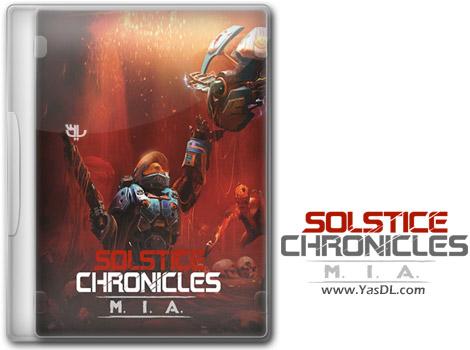 دانلود بازی Solstice Chronicles MIA برای PC