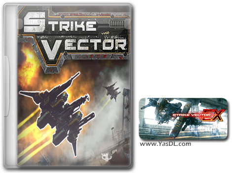 دانلود بازی Strike Vector EX برای PC