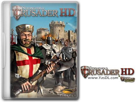 دانلود بازی Stronghold Crusader HD Enhanced Edition برای PC
