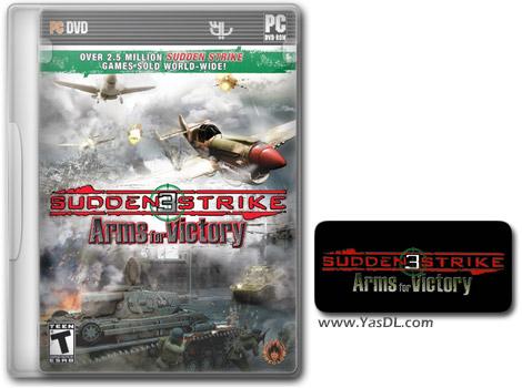 دانلود بازی Sudden Strike 3 برای PC