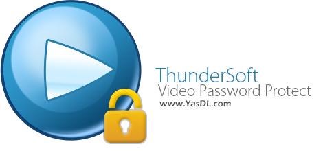 دانلود ThunderSoft Video Password Protect 1.2.0 - رمزگذاری فایل های مالتی مدیا