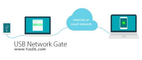 دانلود Eltima Software USB Network Gate 8.0.1828 - دسترسی از راه دور به دستگاه های USB