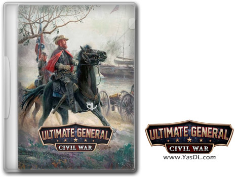 دانلود بازی Ultimate General Civil War برای PC