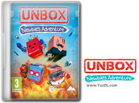 دانلود بازی Unbox Newbies Adventure برای PC
