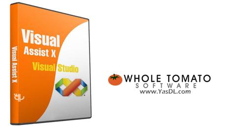 دانلود Whole Tomato Visual Assist X 10.9.2223 - افزایش سرعت کدنویسی در ویژوال استودیو
