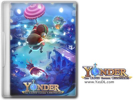 دانلود بازی Yonder The Cloud Catcher Chronicles برای PC