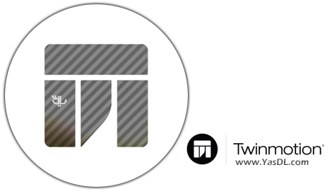 دانلود Abvent Twinmotion 2018 - نرم افزار مجازی سازی 3 بعدی