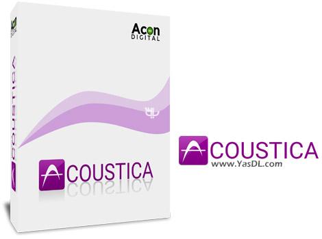 دانلود Acoustica Premium Edition 7.0.8 x86/x64 - ویرایش و مسترینگ فایل های صوتی