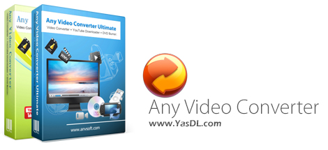 دانلود Any Video Converter Professional / Ultimate 6.1.9 + Portable - تبدیل فرمت ویدئو