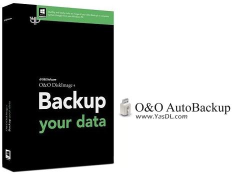 دانلود O&O AutoBackup Professional 6.0 Build 88 - بک آپ گیری خودکار از اطلاعات