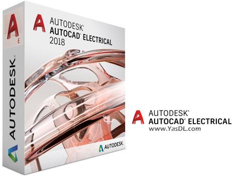 دانلود Autodesk AutoCAD Electrical 2018.1 - نرم افزار طراحی مدارهای الکتریکی