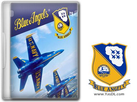 دانلود بازی Blue Angels Aerobatic Flight Simulator برای PC