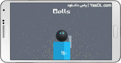 دانلود Bolls - Bend your Mind 1.2 - بازی فوق العاده فکری برای اندروید
