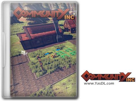 دانلود بازی Community Inc برای PC