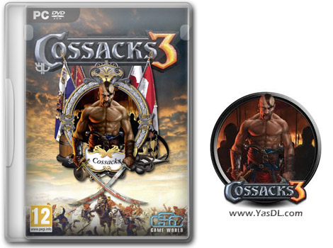 <strong>دانلود</strong> <strong>بازی</strong> Cossacks 3 Experience <strong>برای</strong> PC