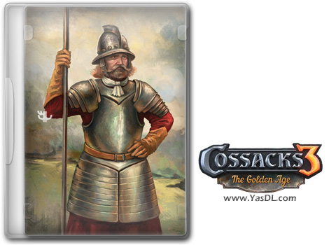 دانلود بازی Cossacks 3 The Golden Age برای PC