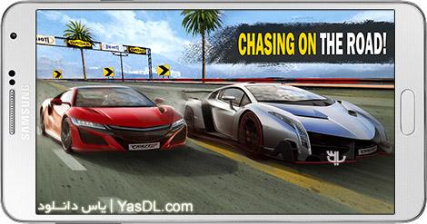 دانلود بازی Crazy for Speed 1.3.3029 - اتومبیل رانی دیوانه سرعت برای اندروید + پول بی نهایت