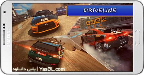 دانلود DRIVELINE Rally Asphalt and Off-Road Racing 1.0 - مسابقات اتومبیل رانی برای اندروید