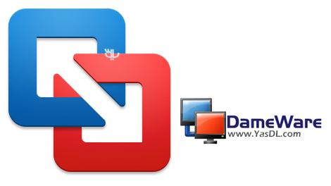دانلود DameWare Remote Support 12.0.5.6002 + Mini - کنترل از راه دور سیستم های کامپیوتری