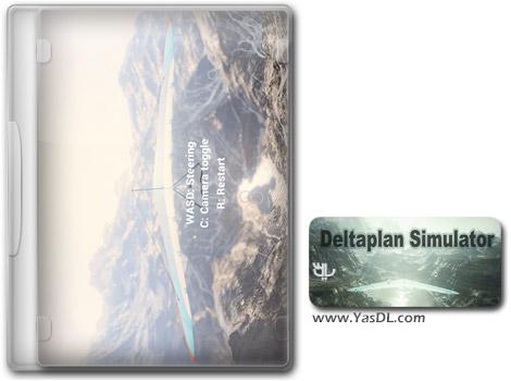 دانلود بازی Deltaplan Simulator برای PC | یاس دانلود