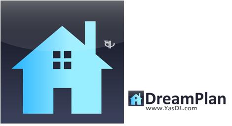 دانلود DreamPlan Plus 2.13 + Portable - طراحی 3 بعدی خانه و نمای داخلی