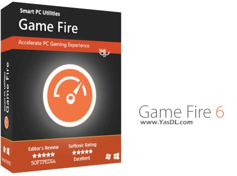 دانلود Game Fire Professional 6.2.3031 - نرم افزار بهینه سازی اجرای بازی های کامپیوتری