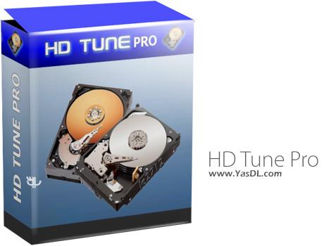 دانلود HD Tune Pro 5.70 Retail + Portable - نرم افزار تست سلامت هارد دیسک