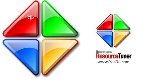 Heaventools Resource Tuner 2.20 - Edit And Modify The Windows Intuitive Interface